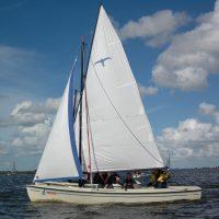 Valk-zeilboot